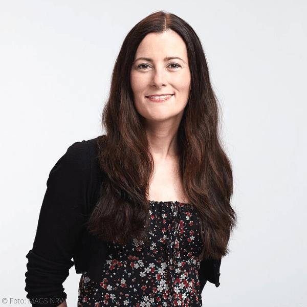 Janine Wissler – Bundesvorsitzende & Vorsitzende der Fraktion der Partei Die Linke. im hessischen Landtag