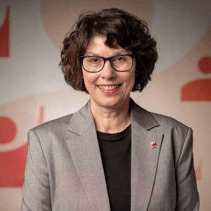 Karin Erhard – Mitglied des Geschäftsführenden Hauptvorstands der IG BCE