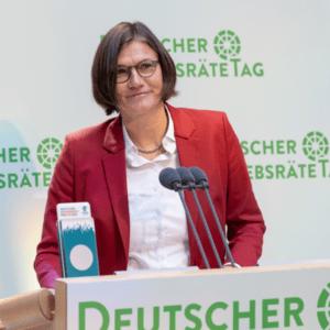 Christiane Benner – Zweite Vorsitzende der IG Metall