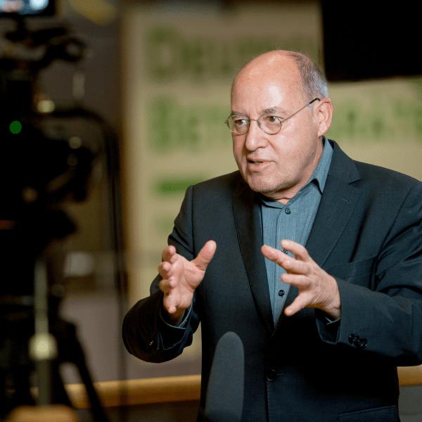 Gregor Gysi – Mitglied des Bundestages