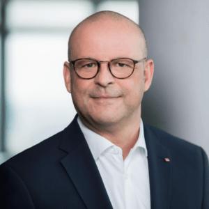Martin Seiler – Vorstand Personal und Recht der Deutschen Bahn AG